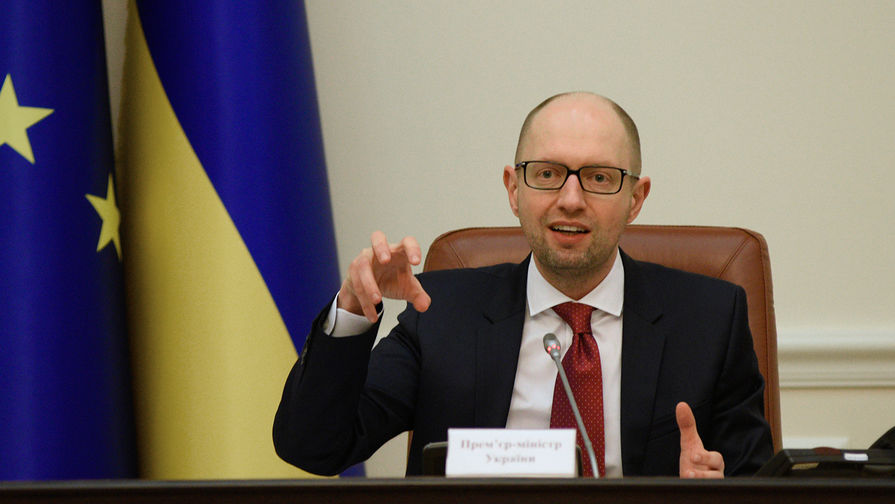 СМИ: Яценюк намерен вернуться во власть