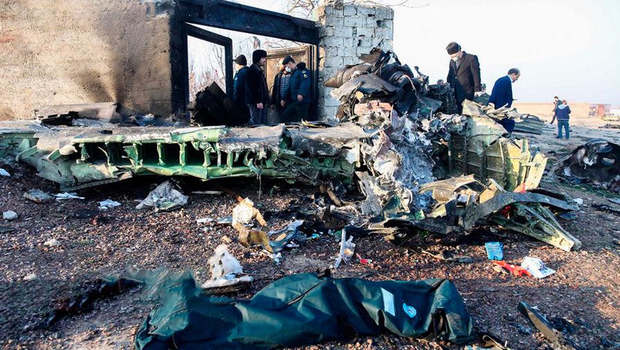СМИ сообщили об арестах в Иране в связи с крушением украинского самолета