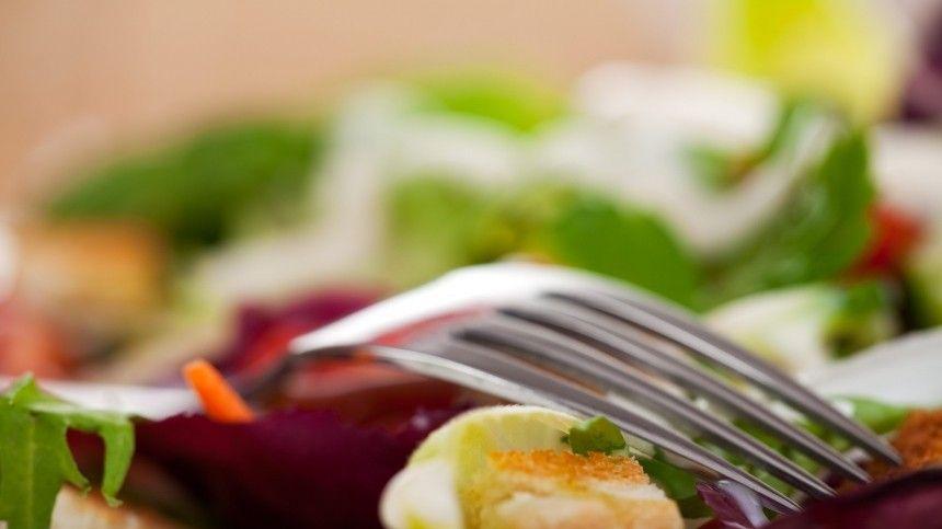 Ешь и худей»: рецепт салата, помогающего сбросить вес